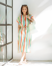 Load image into Gallery viewer, Rainbow Mom Dress