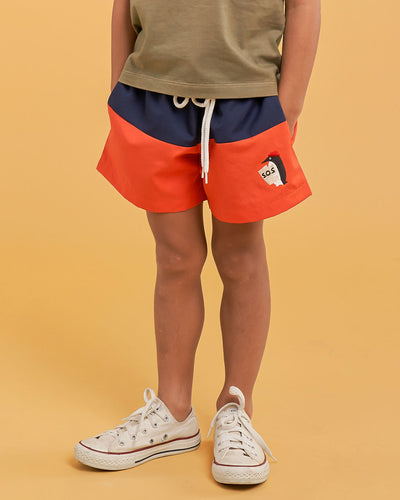 Penguin Shorts