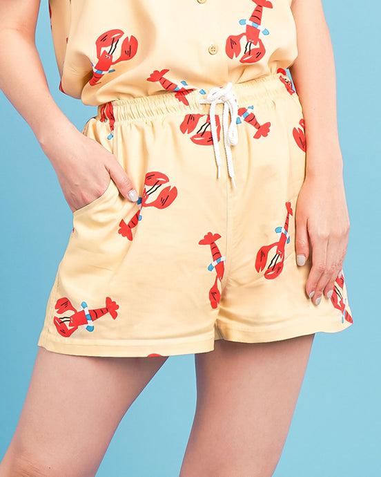 Lobster Mom Shorts