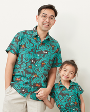 Load image into Gallery viewer, Midnight Forest Adult Shirt - Dad
