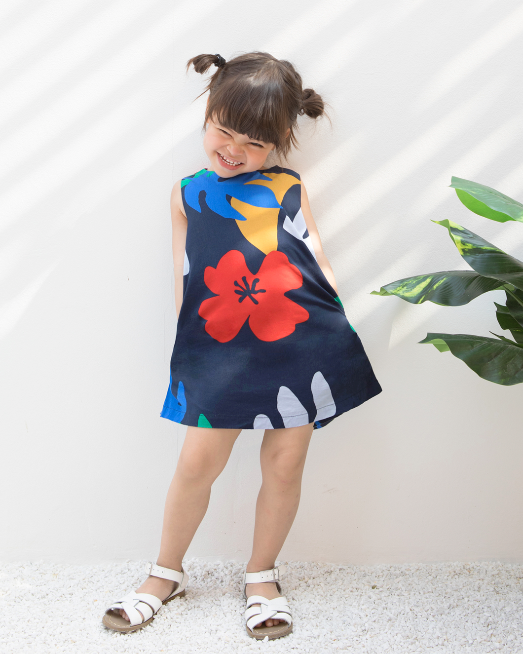 Hibiscus A Dress