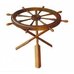 Ship Wheel Table 38,5