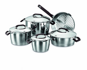 Korkmaz Esta 9 Piece Cookware Set - Rattanglobal