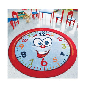 "Area Rugs for Kids Round Happy Hour Theme by Antdecor 8' 78""  200cm - Rattanglobal"