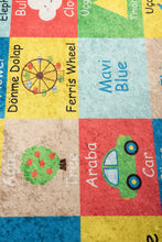 "Load image into Gallery viewer, Antdecor Learning Rugs for kids Highway  3'x 5' 39""x 62"" 100x160 cm"