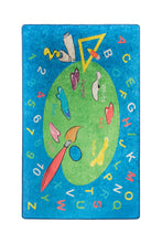 "Load image into Gallery viewer, RugstoreX Coloring Rugs for kids Highway  3'x 5' 39""x 62"" 100x160 cm"