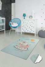 "Load image into Gallery viewer, Antdecor Lovely City Rugs for kids Highway  3'x 5' 39""x 62"" 100x160 cm"