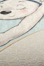 "Load image into Gallery viewer, RugstoreX Sleep Rugs for kids Highway  3'x 5' 39""x 62"" 100x160 cm"