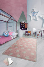 "Load image into Gallery viewer, RugstoreX Star Rugs for kids Highway  3'x 5' 39""x 62"" 100x160 cm"