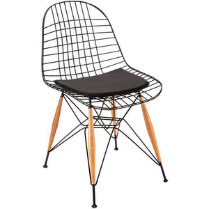 "Antdecor Metal Chair Collection ANT-7903 31""X18""X22"" ( 79x45x57cm) - Rattanglobal"