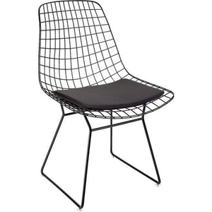 "Antdecor Metal Chair Collection ANT-7905 33""X20""X23"" ( 84x50x58cm) - Rattanglobal"