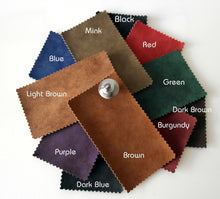 Load image into Gallery viewer, A4 Menu Covers ( 10 Pcs. ) for  Hardcover Suede Design Available in 11 colors - Rattanglobal