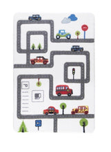 "Load image into Gallery viewer, Rugs for kids Roads Theme by Antdecor  4'x 6' 52""x 75"" 133x190 cm - Rattanglobal"