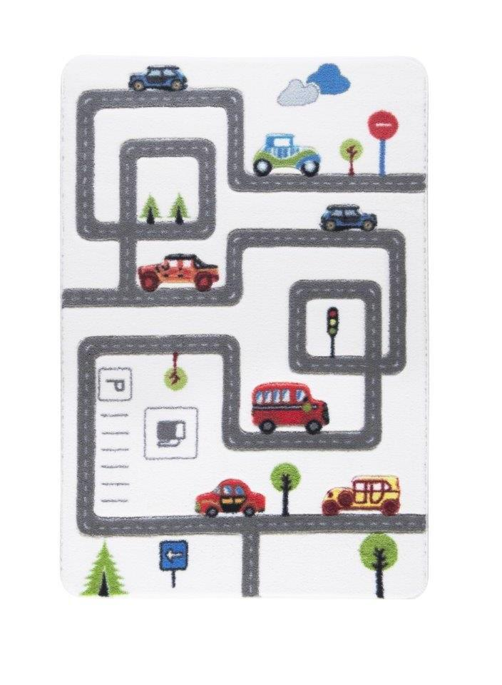 Rugs for kids Roads Theme by Antdecor  4'x 6' 52