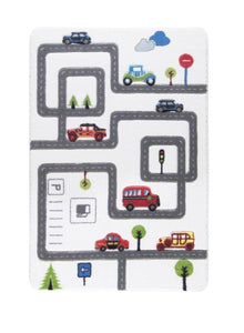 "Rugs for kids Roads Theme by Antdecor  3'x 5' 39""x 59"" 100x150 cm - Rattanglobal"