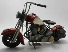 Load image into Gallery viewer, Vintage Metal Gifts, Toys, Model Props Motorcyles 6 Colors - Rattanglobal