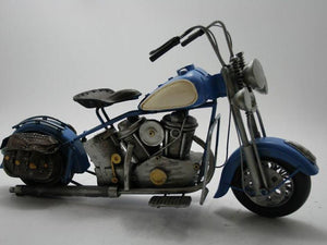 Vintage Metal Gifts, Toys, Model Props Motorcyles 6 Colors - Rattanglobal