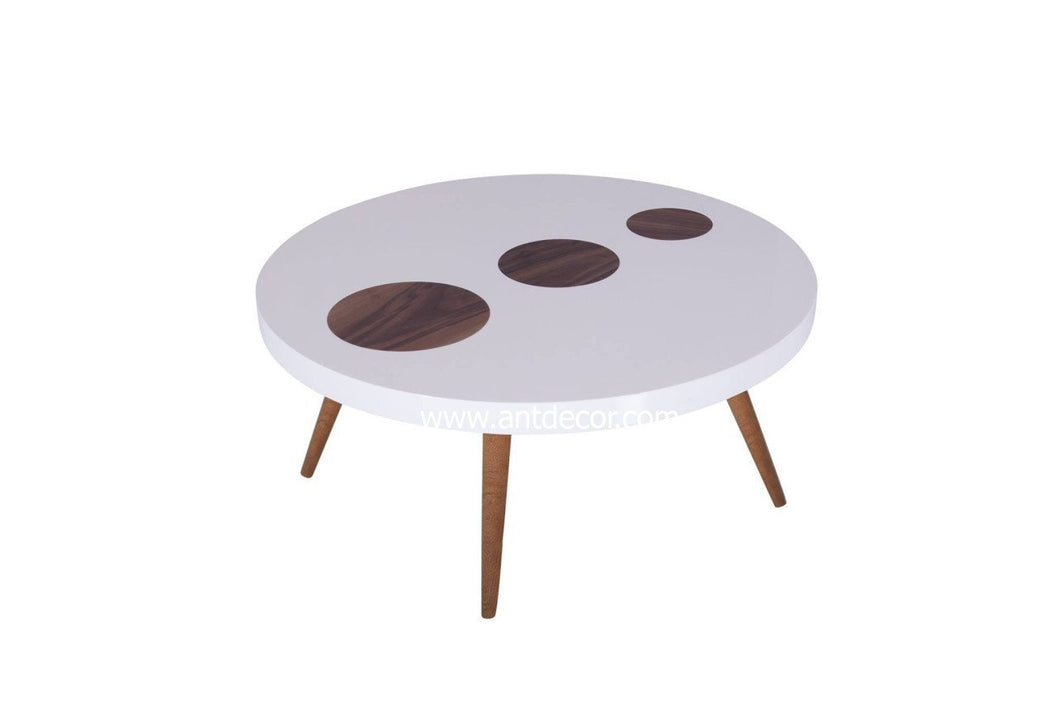 Adrasant Table Walnut Stylish 40