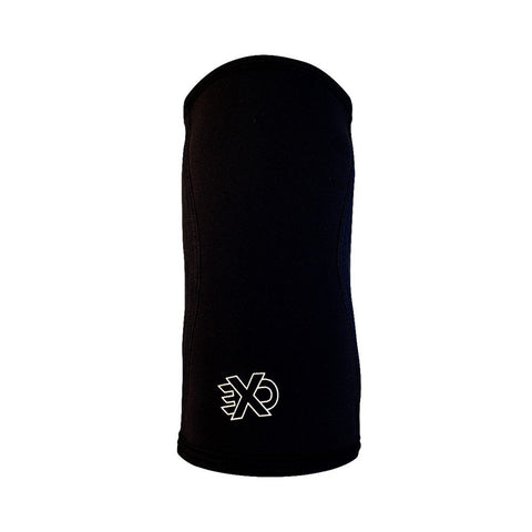 EXO Black 7mm Knee Sleeves  (Pair)