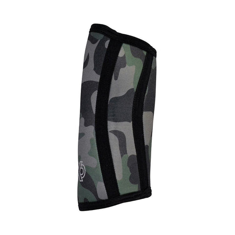 EXO Green Camo 5mm Knee Sleeves  (Pair)