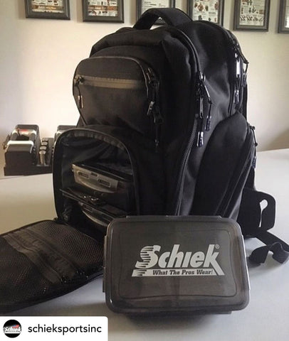 Schiek Meal Pack Backpack