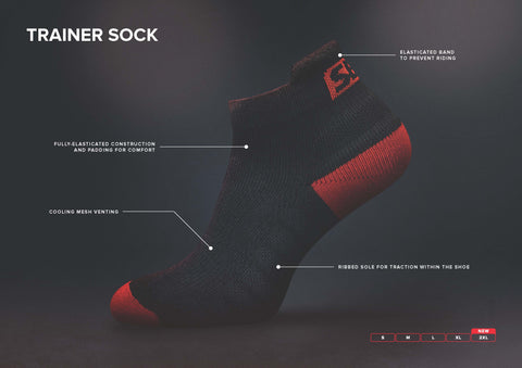 SBD Trainer Socks 2021