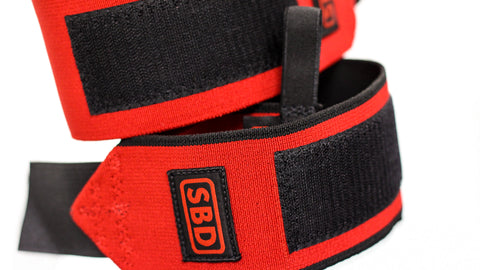 SBD Wrist Wraps (Pair)