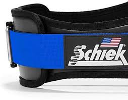 3006 Powerlifting Belt - Blue