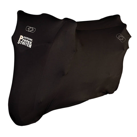 OXFORD PROTEX STRETCH PREMIUM INDOOR COVER BLACK LGE
