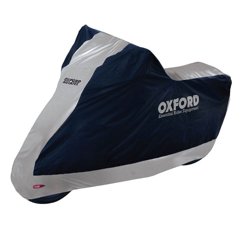 OXFORD AQUATEX MED M/CYCLE WP COVER