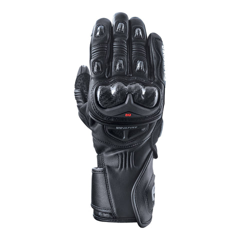 OXFORD RP-2R LEATHER SPORT GLOVES - BLACK