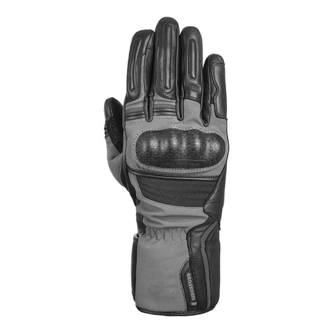 OXFORD HEXHAM GLOVES - GREY / BLACK