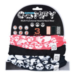 OXFORD COMFY SKULLS 3 PACK