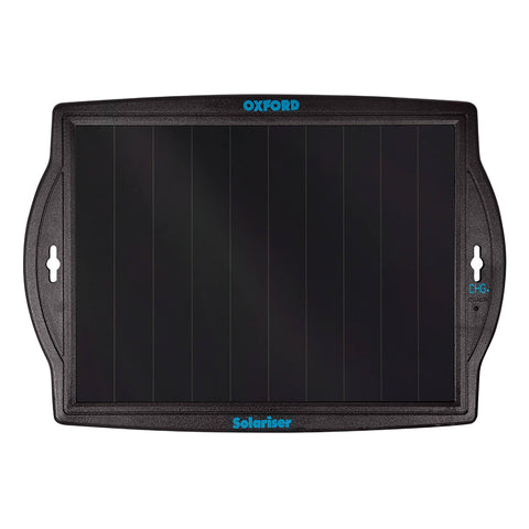 OXFORD SOLARISER SOLAR PANEL BATTERY MAINTAINER
