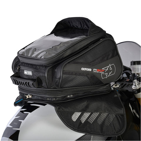 OXFORD M30R TANK BAG BLK