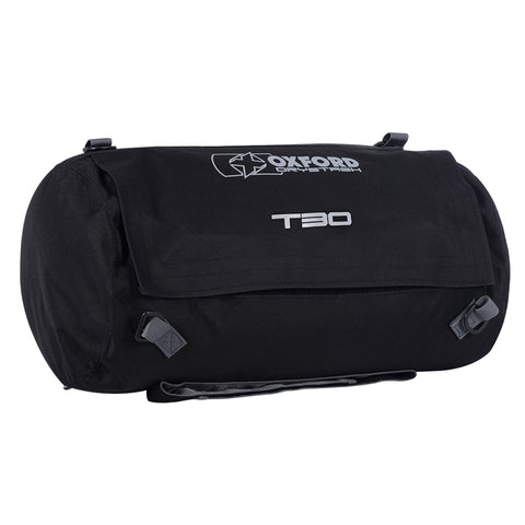 OXFORD DRYSTASH T30 WP ROLL BAG BLK 30L