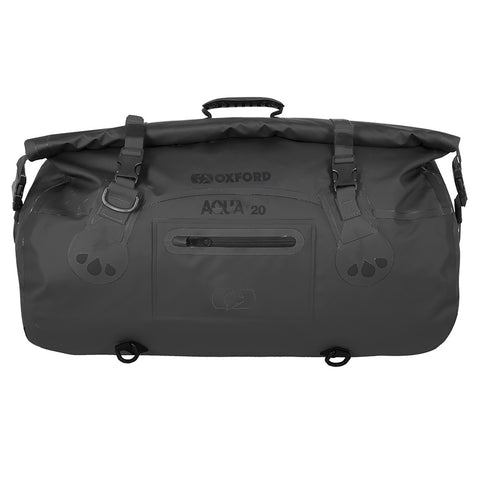 OXFORD AQUA T20 ROLL BAG BLK