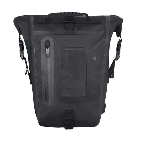 OXFORD AQUA LUGGAGE M8 TANK PACK BLK