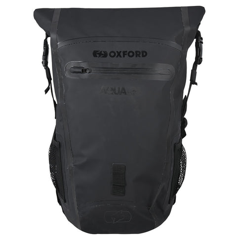 OXFORD AQUA B25 BACKPACK BLK/GRY