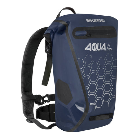 OXFORD AQUA V20 BACKPACK NAVY  (NEW)