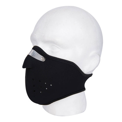 OXFORD NEOPRENE FACE MASK - BLK