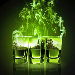 Absinthe Green Forest Vapor Liquid 120ML