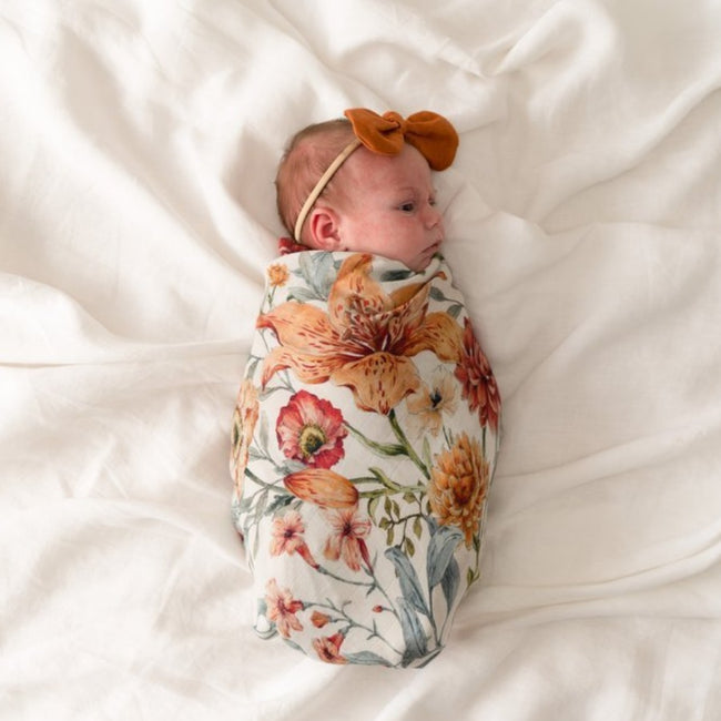 Pop Ya Tot Le Piccadilly Swaddle