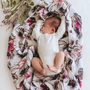 Pop Ya Tot All About Aster Swaddle