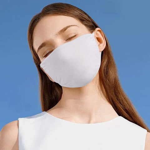 (Ship From US) TDCare™ Premium 2 Layer Cotton Veil