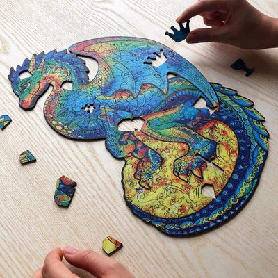 PREMIUM WOODEN JIGSAW PUZZLE COLLECTION