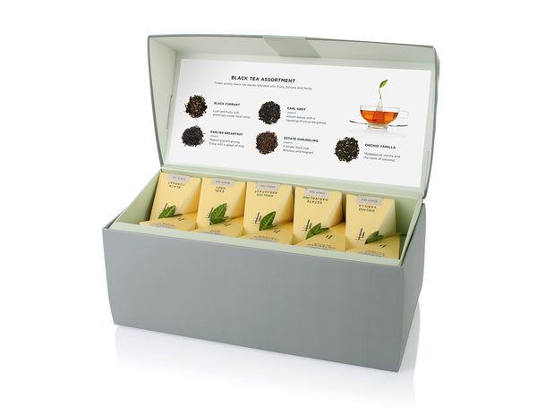 PRESENTATION BOX BLACK TEA ASSORTMENT
