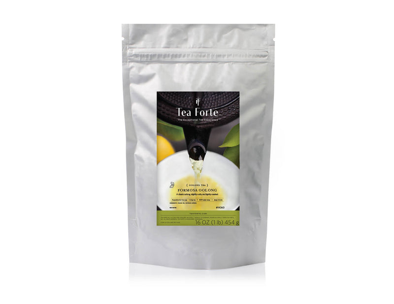 FORMOSA OOLONG ONE POUND LOOSE TEA POUCH
