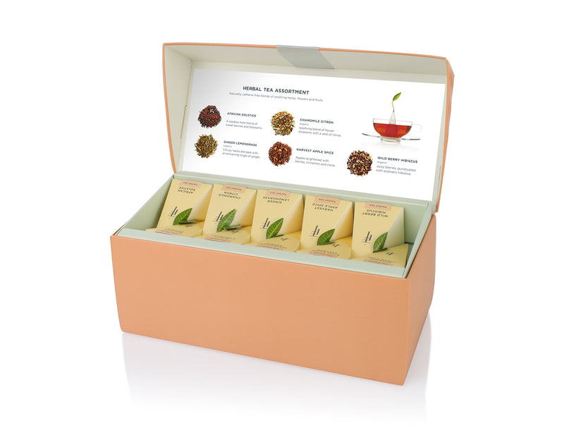PRESENTATION BOX HERBAL TEA ASSORTMENT