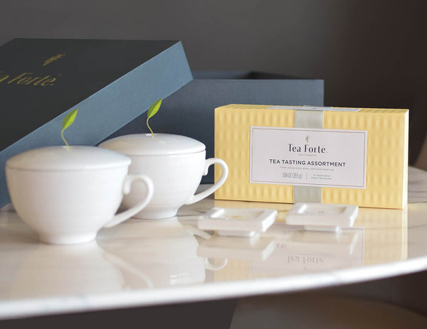 TEA DUET GIFT SET WITH GIFT BOX